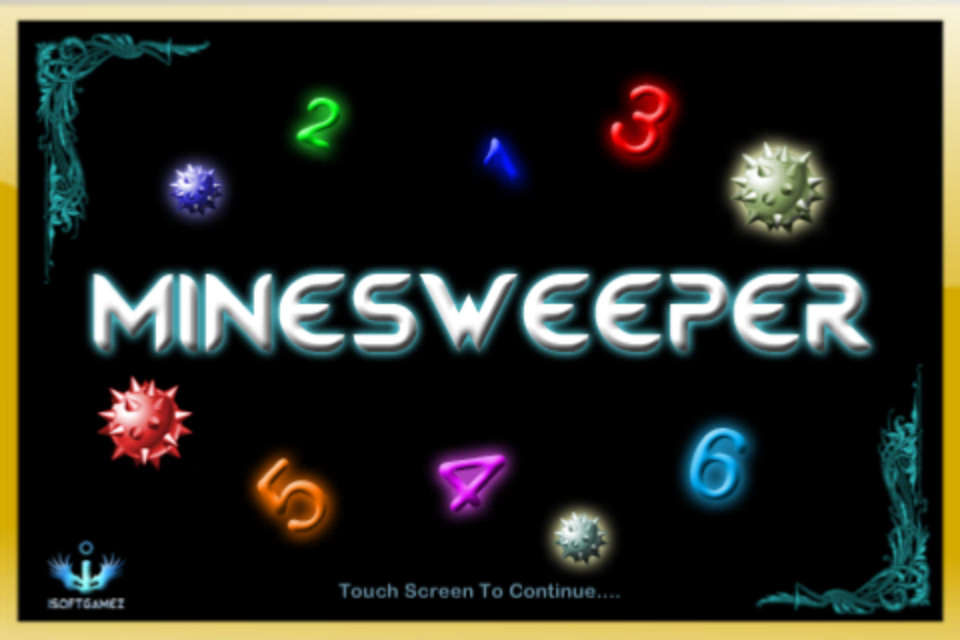 Screenshot Advanced  Minesweeper for iPhone & iPod