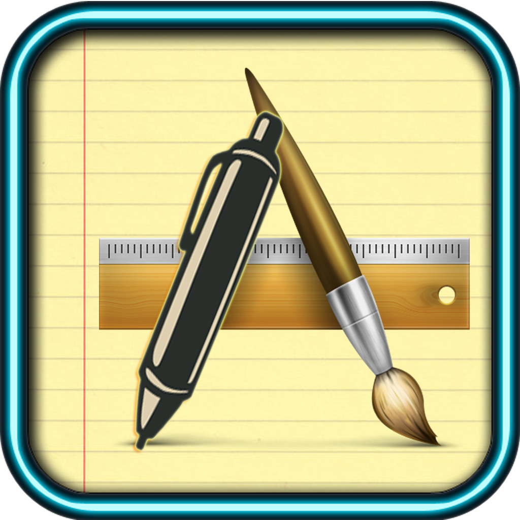 Drawing Notepad (Paint, Take note & annotate pdf, Pen Pro, Word processor plus)